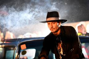 'Maybe It's Time': Johnny Depp Jokes About Trump Assassination