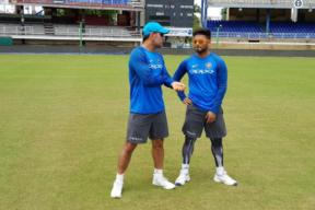 Rishabh Pant Finds the Perfect Mentor in MS Dhoni