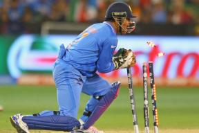 'Slow Motion' MS Dhoni Teases Jason Holder During Second ODI