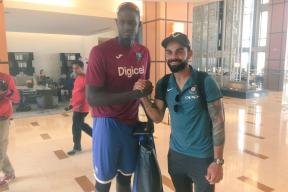 West Indies vs India: Kohli & Boys Gear Up For Series Opener