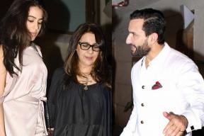 Did Amrita Blast Saif For His Take on Sara Ali Khan's Bollywood Debut?