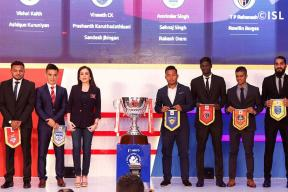 ISL 2017 Draft Live: Eugenson Moves to ATK, Anas to Jamshedupur FC