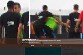 Neymar in Shocking Training Ground Fight With Barcelona Teammate