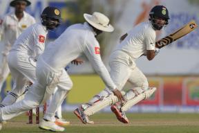 Live Cricket Score, India vs Sri Lanka, 1st Test Day 2: Pujara and Rahane Take Strike