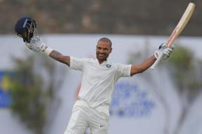 Sri Lanka vs India: Dhawan, Pujara Slam Tons to Put Visitors on Top
