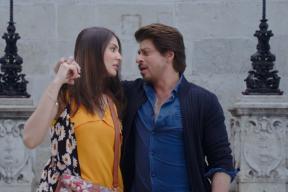 Jab Harry Met Sejal: SRK Confesses His 'Breezy' Love For Anushka