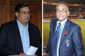 Srinivasan, Niranjan Shah Barred From Attending BCCI SGM By SC