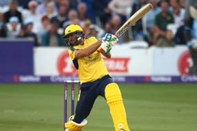 Shahid Afridi Slams 42-Ball Ton in Natwest T20 Blast