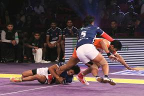 Pro Kabaddi 2017 Live Score: Dabang Delhi vs Tamil Thalaivas
