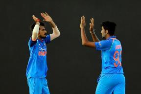 Live, India vs Sri Lanka, Full Cricket Score, 2nd ODI at Pallekele: Chahal Catches Mendis Plumb in Front