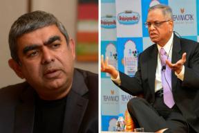 The Infosys Saga: When Narayana Murthy & Vishal Sikka Locked Horns