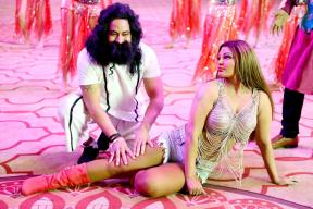 Honeypreet Feared That I Might Marry Ram Rahim: Rakhi Sawant