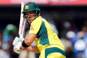 India vs Australia Live Cricket Score, 3rd ODI at Indore: Finch Brings Up 8th ODI 100 With a Boundary