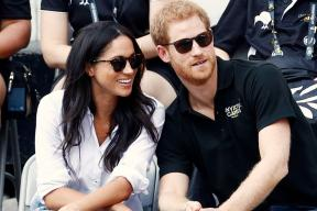 Prince Harry's First Public Appearance With Girlfriend Meghan Markle