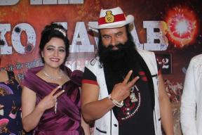 Caught Honeypreet in Bed With Ram Rahim, Alleges Her ex-Husband