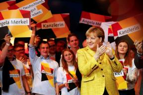 Angela Merkel Set to Win Fourth Term as German Chancellor, Say Exit Polls