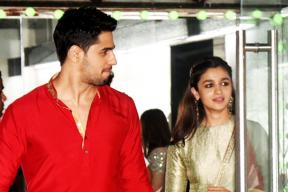 Alia, Sidharth Have Split Up? These Photos Tell A Different Story