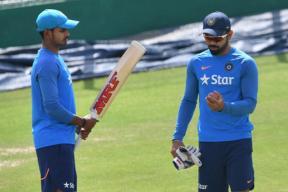 'Rahul Dravid Has Taught Me to Keep Calm & Focus on Scoring Runs'