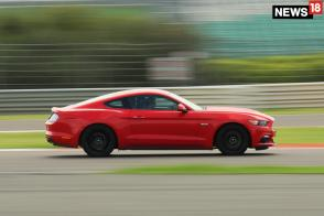 Ford Mustang GT Review: A True Bred Grand Tourer For Rs 65 Lakh