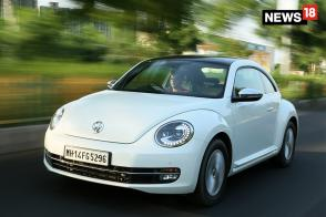 Volkswagen Beetle Interiors Review in 360-Degree Video