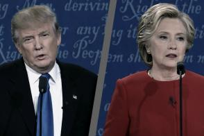 The First Hillary Clinton-Donald Trump Presidential Debate
