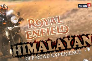 Royal Enfield Himalayan: Off-Road Adventure