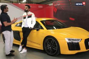 Virat Kohli On His Love For Audi R8 V10 Plus