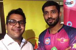 Rising Pune Supergiant's Rahul Tripathi Loves Playing Stick Cricket
