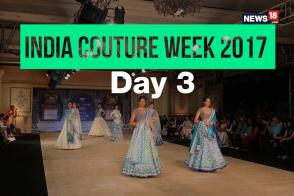 ICW 2017 Day 3: Bhumi, Athiya Turn Showstoppers; Tarun Tahiliani Showcases Tarakanna