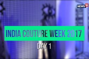 India Couture Week 2017 Day 1: Designers Anamika Khanna, Rohit Bal Open The Show