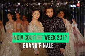 Alia Bhatt, Ranveer Singh, Huma Qureshi Turn Up The Heat At ICW 2017 Grand Finale