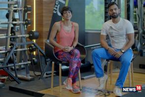 Breaking Myths With Mandira Bedi: You Should Not Drink Cold Water While Working Out