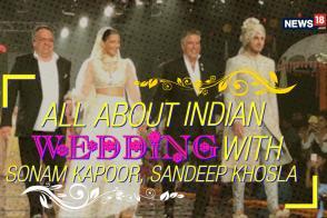 All About An Indian Wedding With Sonam Kapoor, Sandeep Khosla