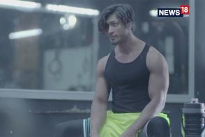 Vidyut Jammwal Tells You About Benefits of Handstand Push-Ups