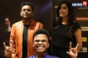 Not So Serious Interview with A.R. Rahman and Jonita Gandhi