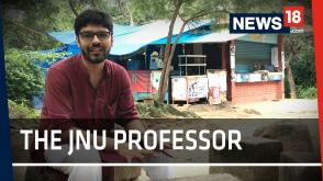 Former JNUSU President Rohit Azad talks campus, love and 2017 elections | News18.com Originals