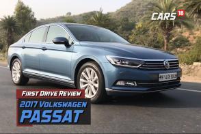 2017 Volkswagen Passat | First Drive Review | Cars18