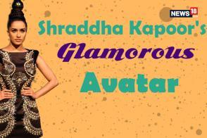 Watch: Shraddha Kapoor Turns Showstopper For Manish Arora