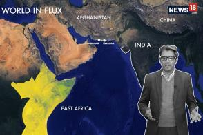 World in Flux: India in Iran, China in Pakistan, The Strategic and Economic Battle in South Asia