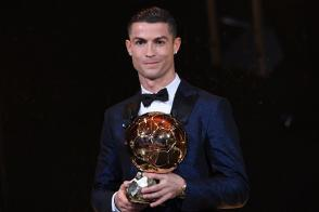 Cristiano Ronaldo Ties for Highest Ballon D'or Wins with Messi