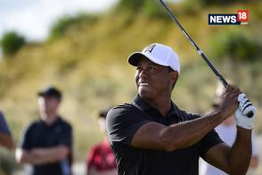 Nadal watches as Tiger Woods makes a Strong Comeback from Injury