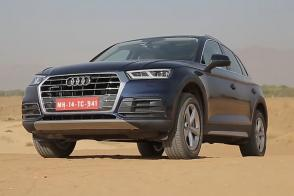 Audi Q5 2018 Review (First Drive) | Cars18
