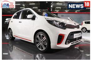 Auto Expo 2018: First Look of Kia Picanto at Auto Expo