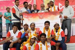 Wonder Cement Saath:7 Cricket Mahotsav is Ruling Hearts