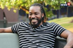 Six Machine Chris Gayle Says He Doesn't Like Cricket... He Loves It!
