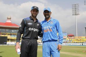 India vs New Zealand: 1st ODI, Dharmshala