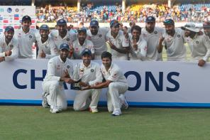 India vs New Zealand: 3rd Test, Day 4