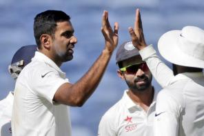In Pics: India vs Australia, 1st Test, Day 1 in Pune