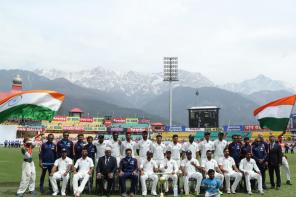 In Pics: India vs Australia, 4th Test, Day 4 in Dharamsala