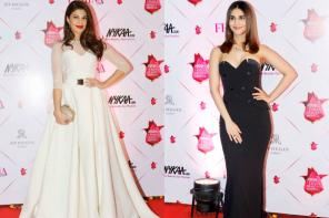 Jacqueline Fernandez, Shahid Kapoor, Vaani Kapoor Sizzle At A Recent Award Function